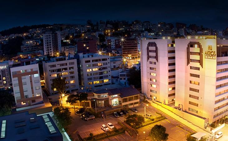 Hotel Akros _ esterno