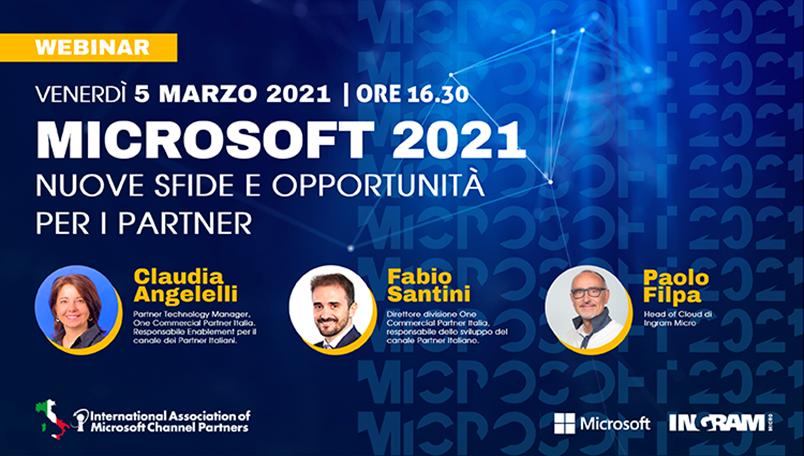 Microsoft 2021 AMCP